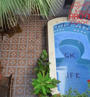 image de propriété - Riad avec patio et piscine à EL Jadida