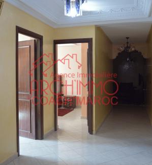 image de propriété - Appart résidence AL Manar, centre ville d'EL Jadida à la location.