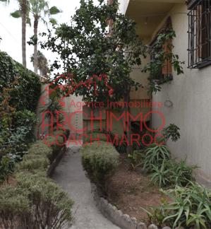 image de propriété - Étage De Villa Vide, Proximité Café 101 À EL Jadida