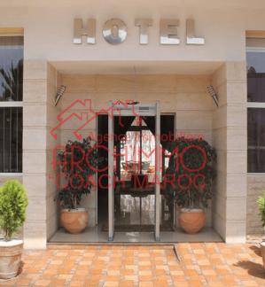image de propriété - Hôtel 16 chambres, récent à EL Jadida